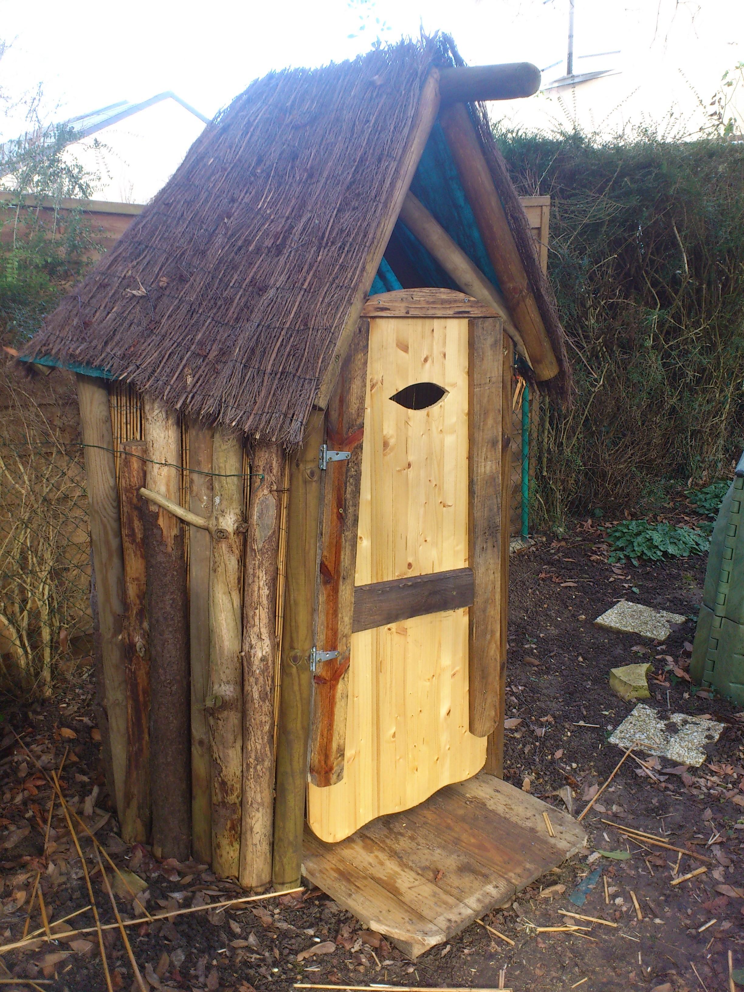 Style cabane de lutin, pour les petites personnes