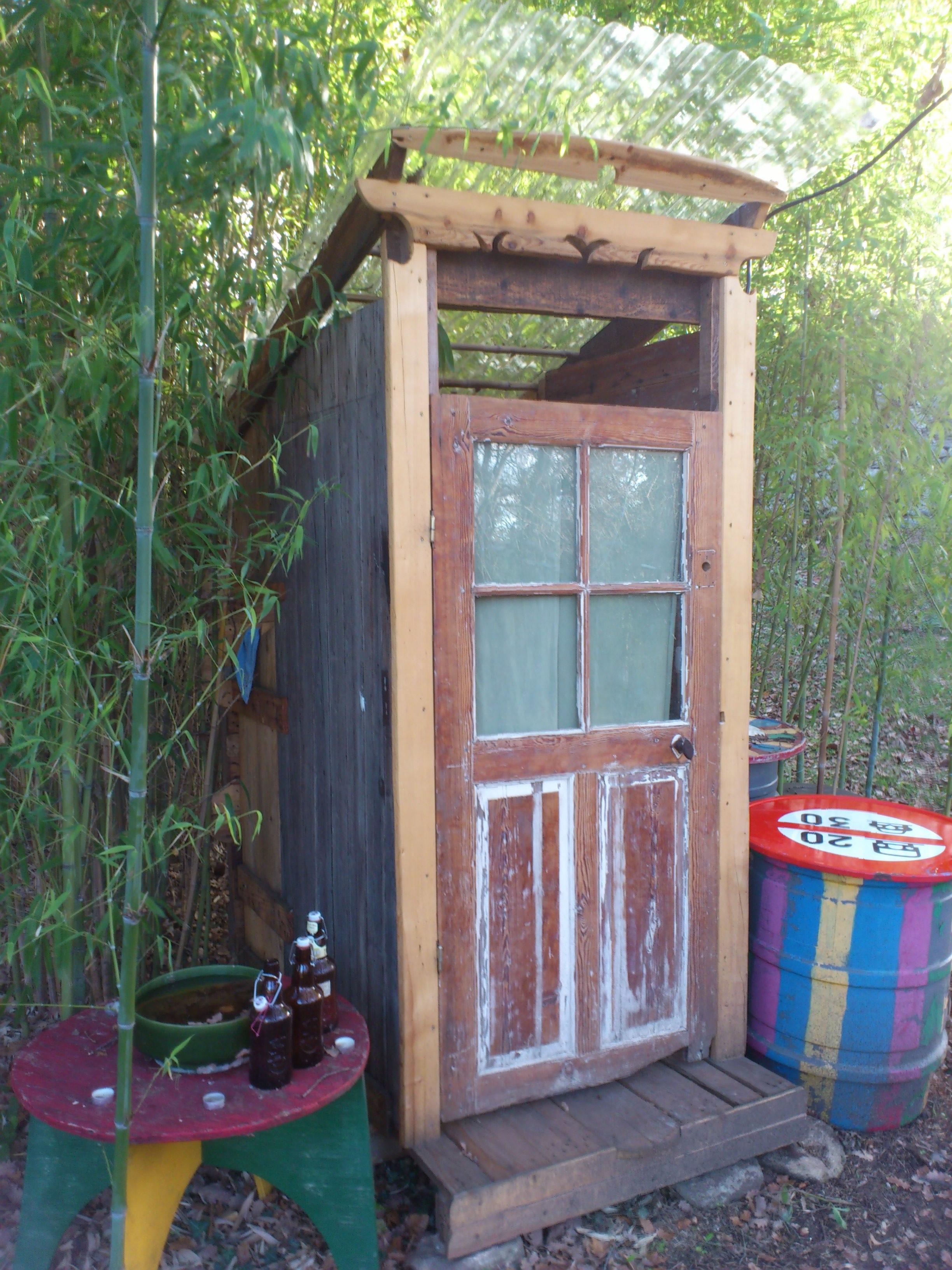 Le cabanon wc sec