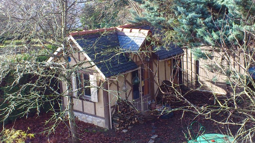 La hute aujourd'hui en 2014